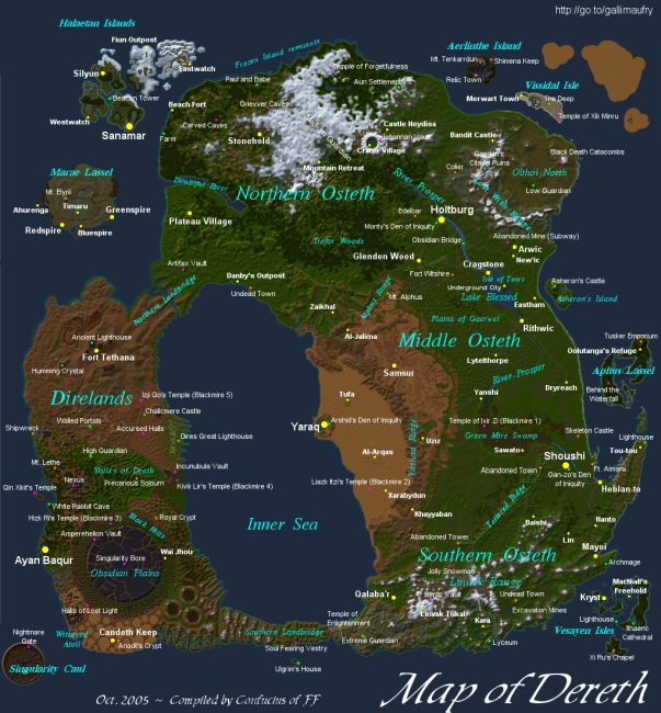 The 10 biggest open world games of all time overmental asherons call map 25812 gumiabroncs Gallery