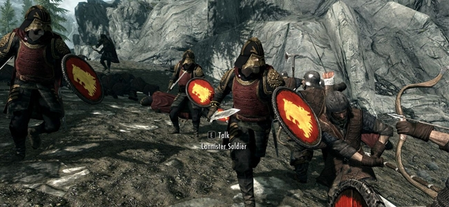 Skyrim - Моды для игр