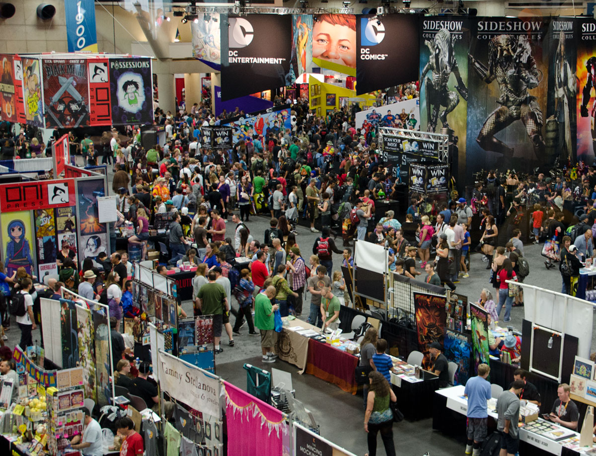 The 25 Biggest Geek Culture Conventions in the World - Page 2 of 3