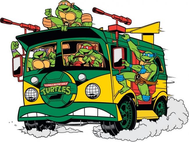 List of Teenage Mutant Ninja Turtles video games - Wikipedia