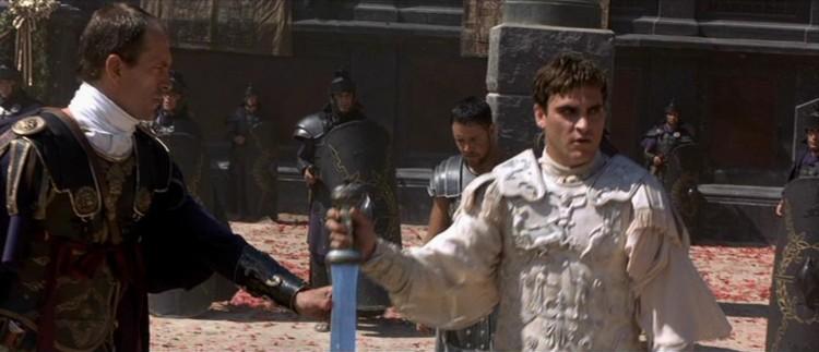 Commodus Gladiator