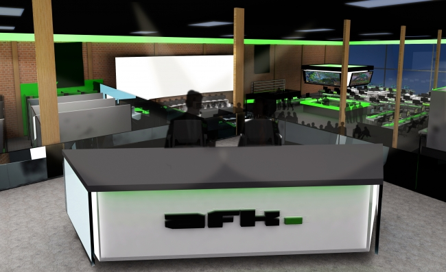 AFK Gamer Lounge Plans to Be the Perfect Spot for Gaming, eSports ...