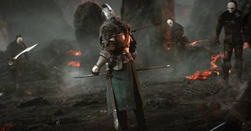 7 'Dark Souls' GIFs to Brighten Up Your Christmas Eve - Overmental