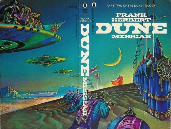 Dune Book Cover Art : Eye gougingly good the vintage sci fi art of bruce