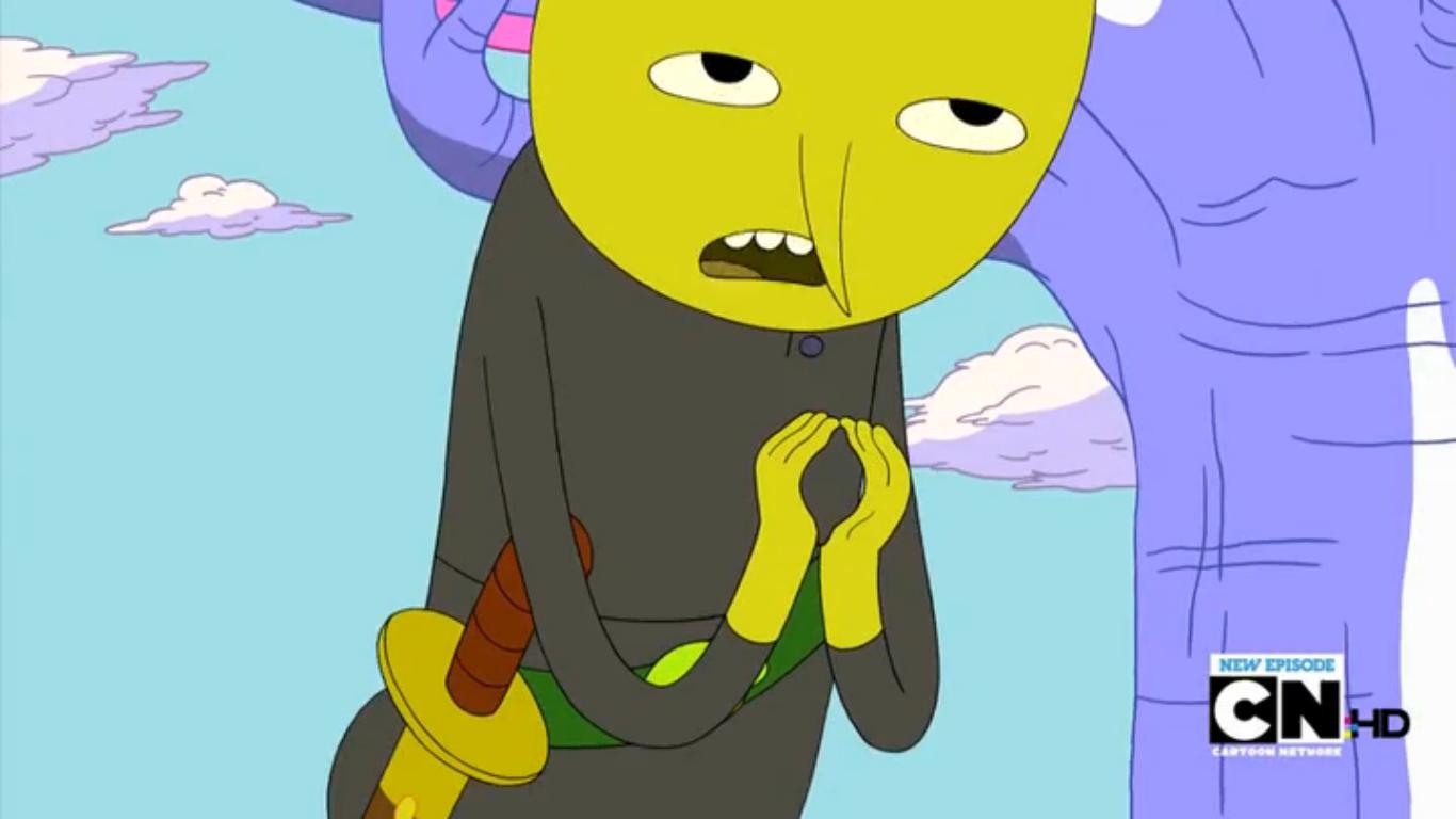 Adventure Time Recap Season 5 Episode 31 Too Old