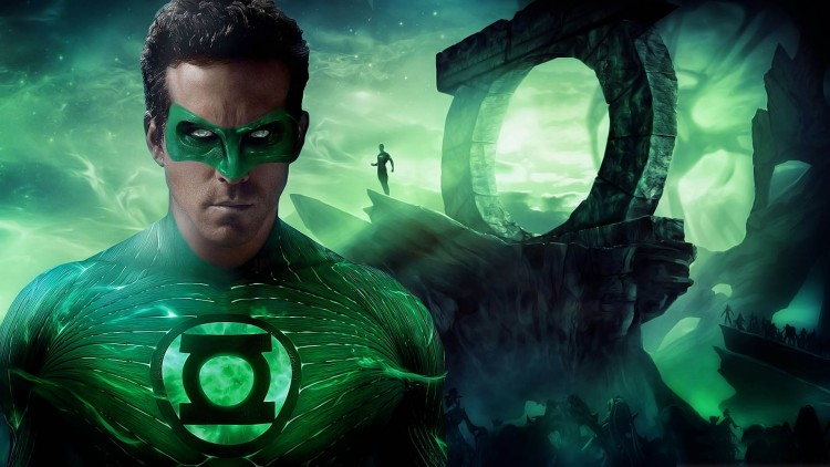 ryan reynolds green lantern