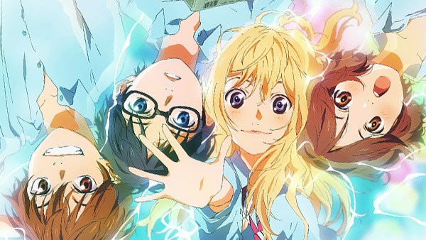 The Action Of Your Lie In April Anime Review