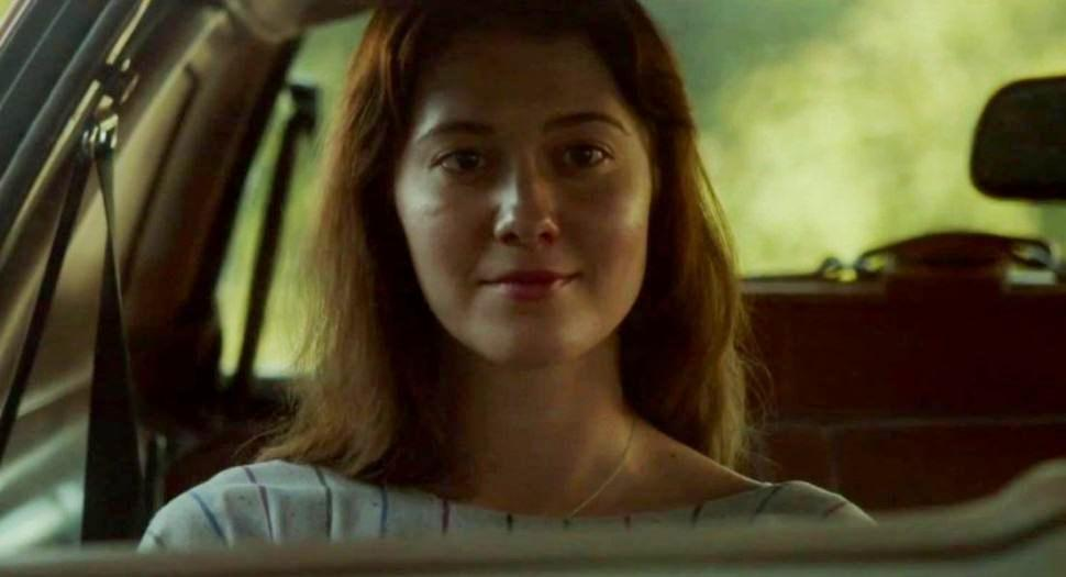 Get used to that 100 yard stare. Lots of that in Riley Steams' Faults.