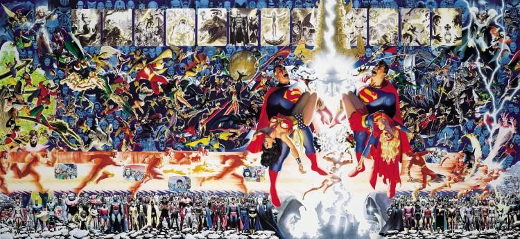 infinite crisis dc comics