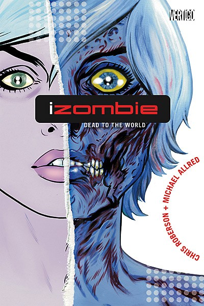 izombie dead to the world cover