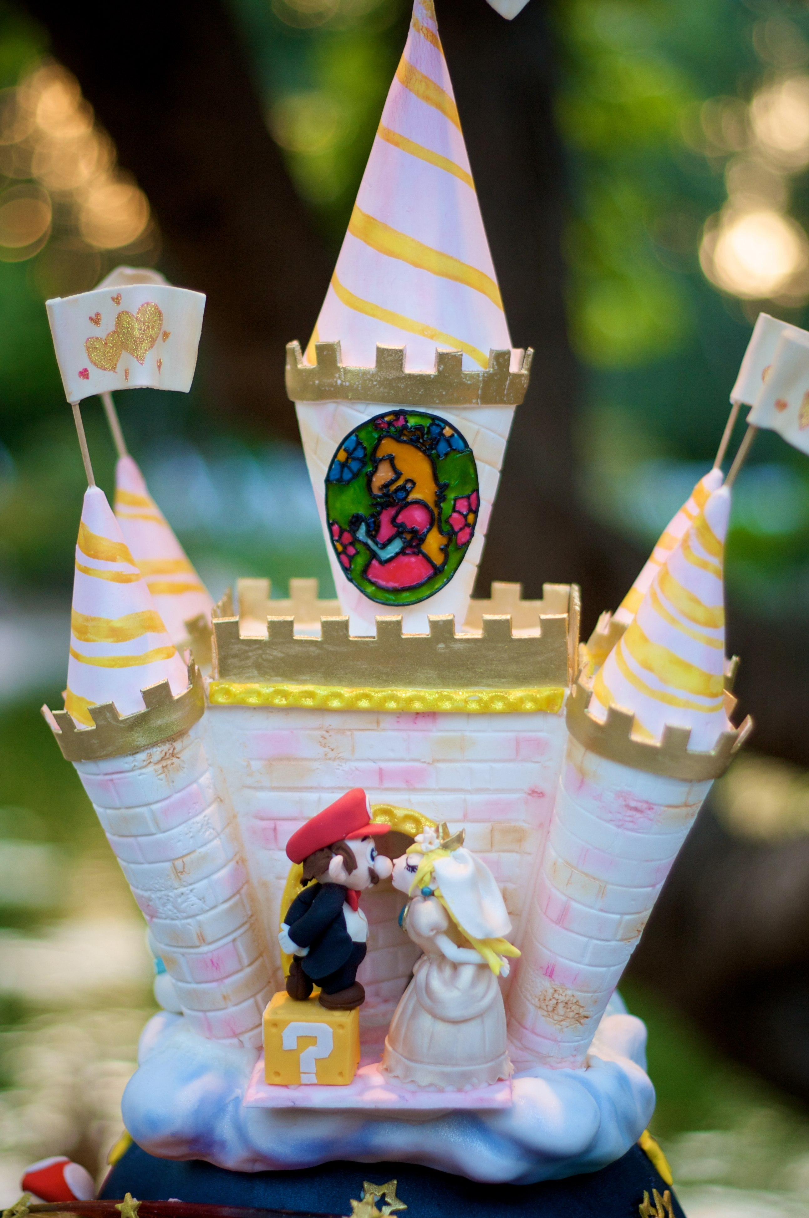 This is the Best Video Game Wedding Cake I ve Ever Seen
