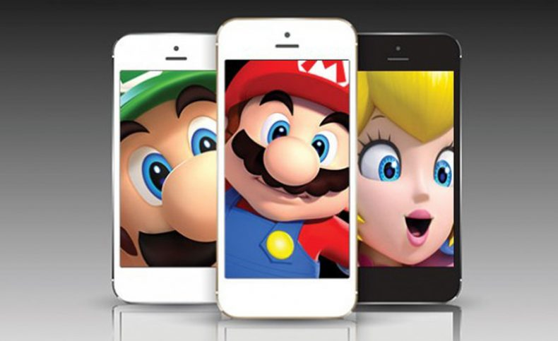 Nintendo Tiptoes Into Mobile Games