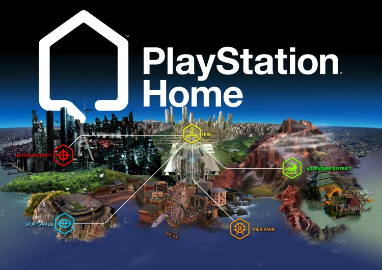 PS3 PS Home