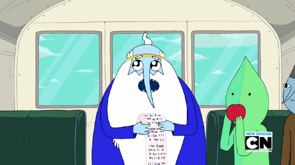 Ken Kesey And Road Trip Mythology In Adventure Time S