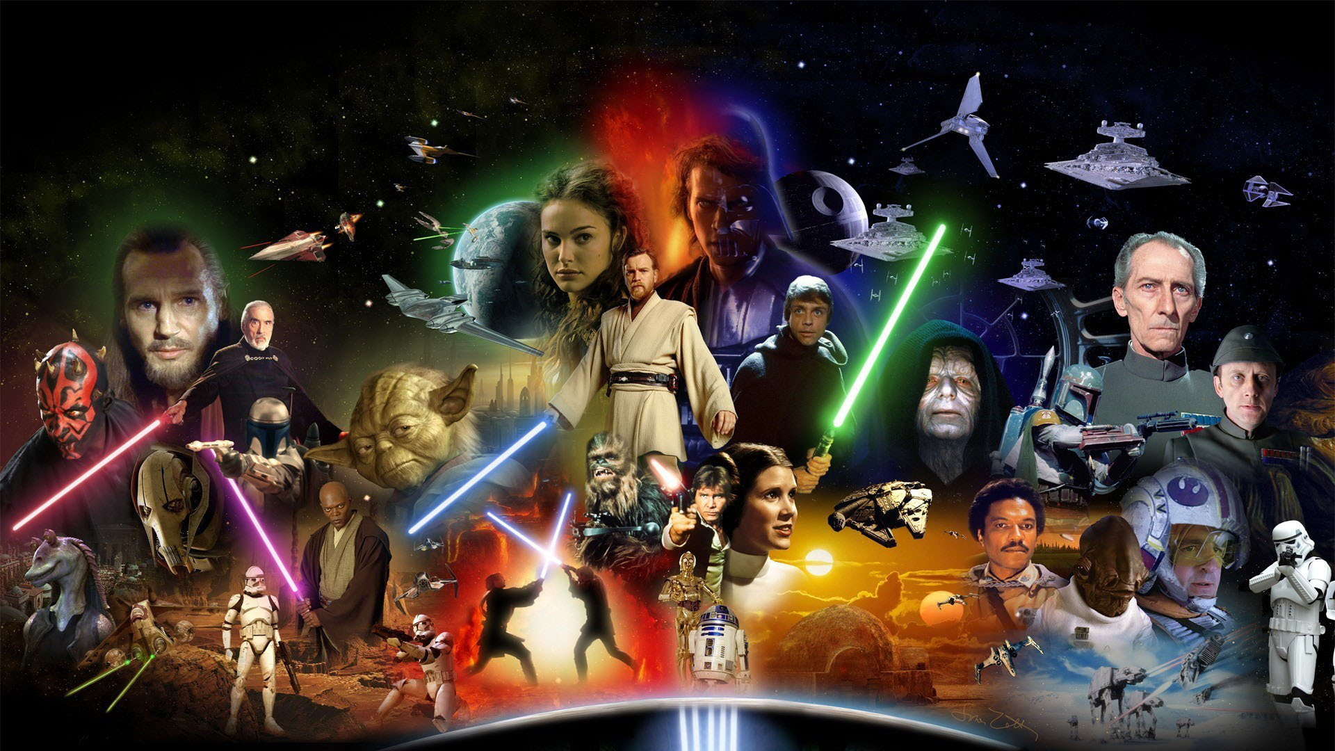 star wars canon catch up everything you need to check out before