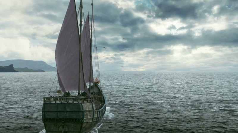 Across the Narrow Sea