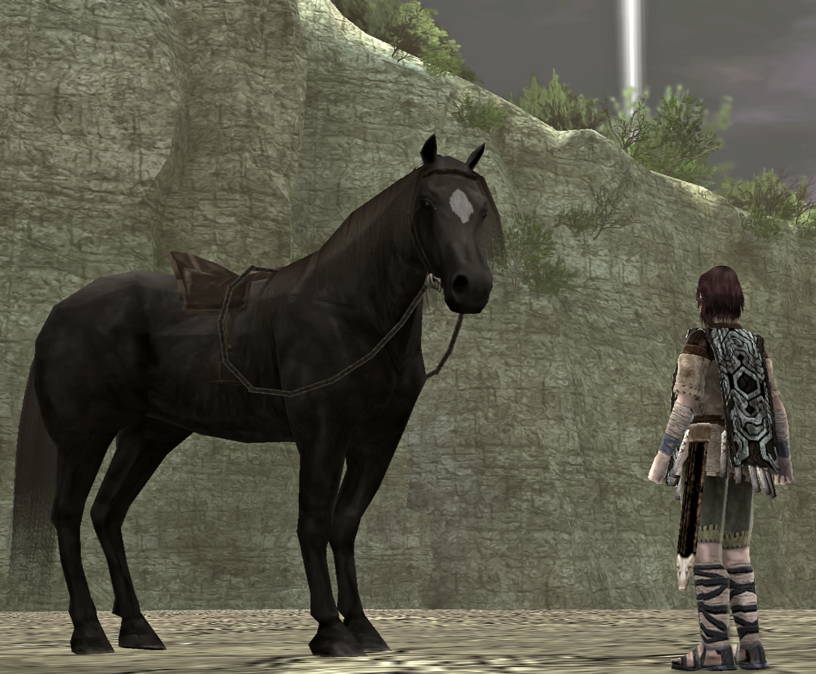 Why I Hate Shadow Of The Colossus Overmental