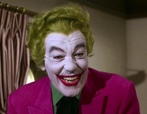 Dark Knight Returns Joker Face Paint
