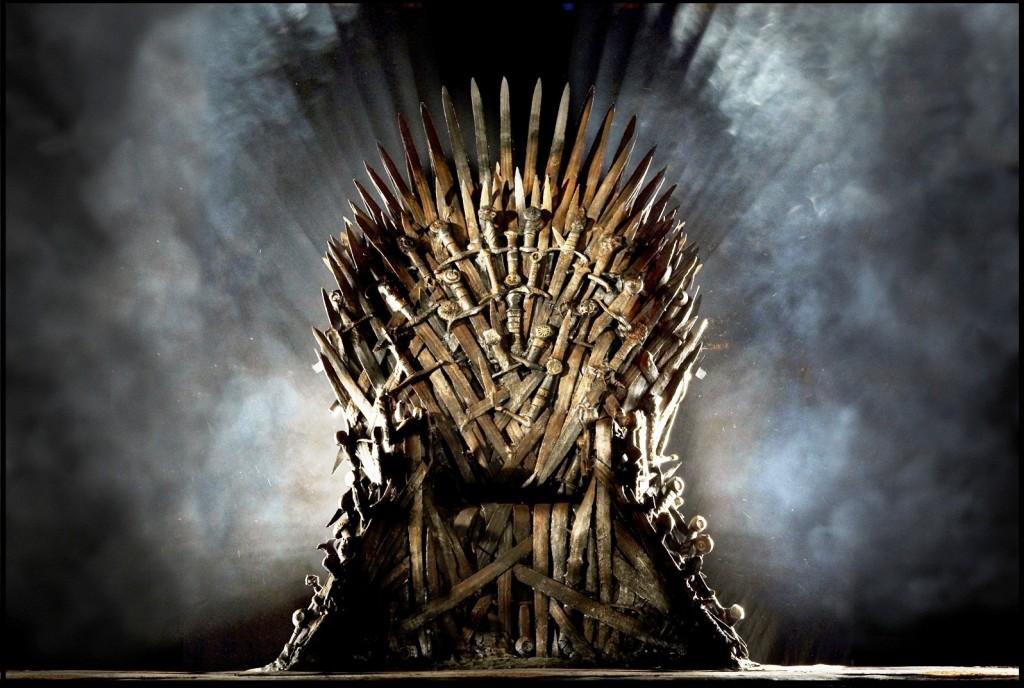 Iron Throne Pic