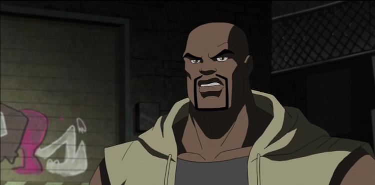 Luke Cage in Avengers Earth's Mightiest Heroes