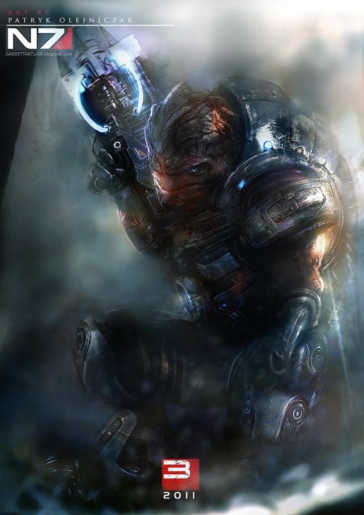 Mass Effect 3 Grunt