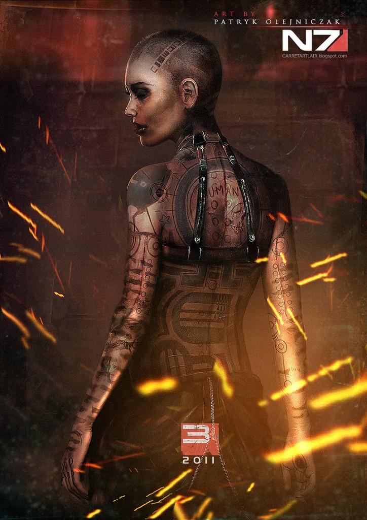 Mass Effect 3 Jack