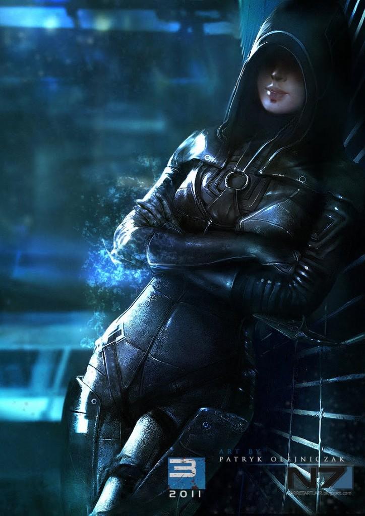 Mass Effect 3 Kasumi Goto