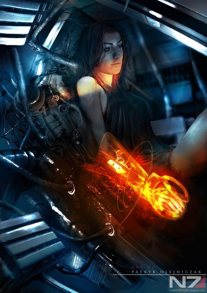 Mass Effect 3 Miranda