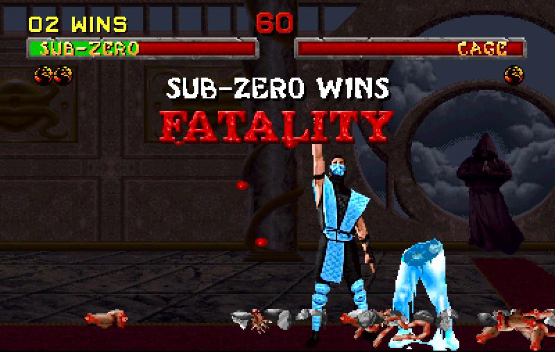 Mortal Kombat Fatalities www.imgarcade.com - Online Image Arcade!