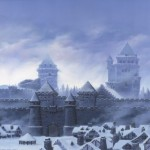 Winterfell Ice and Fire