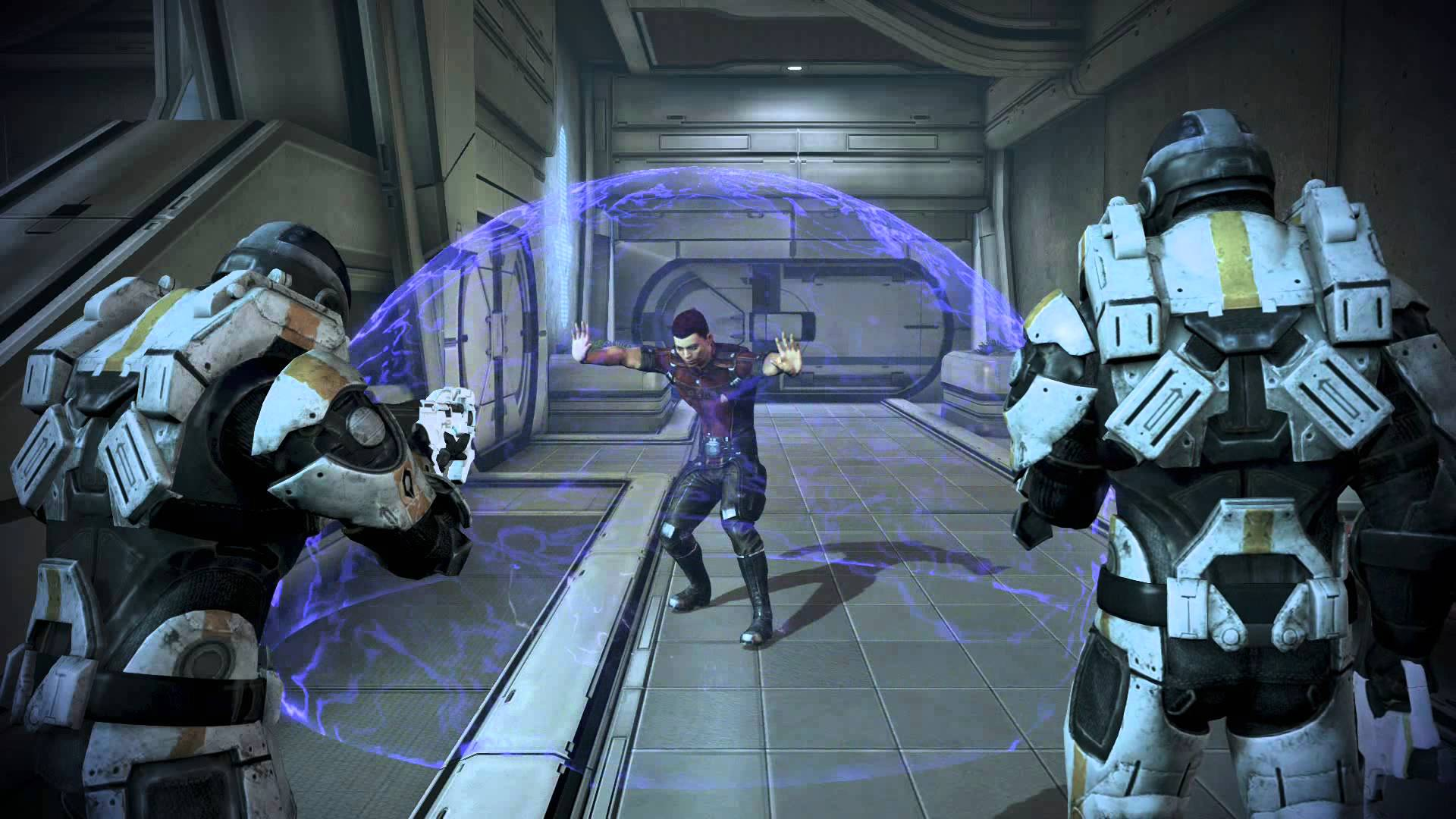 how to change weapons in mass effect andromeda multiplayer