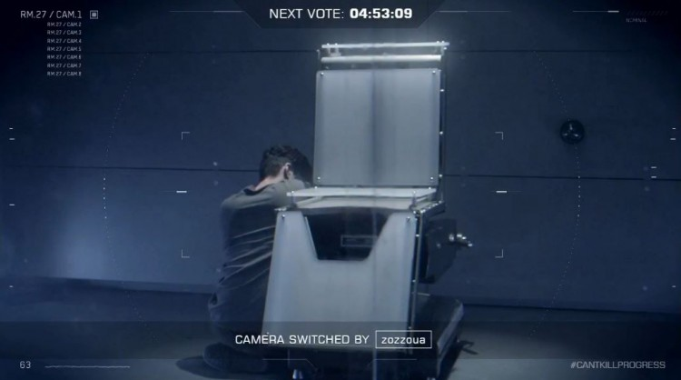 cant kill progress chair tampering