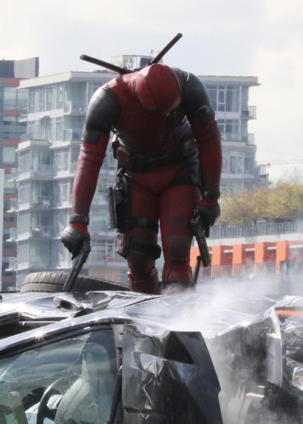 deadpool bridge action 1