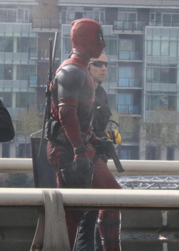 deadpool bridge action 2