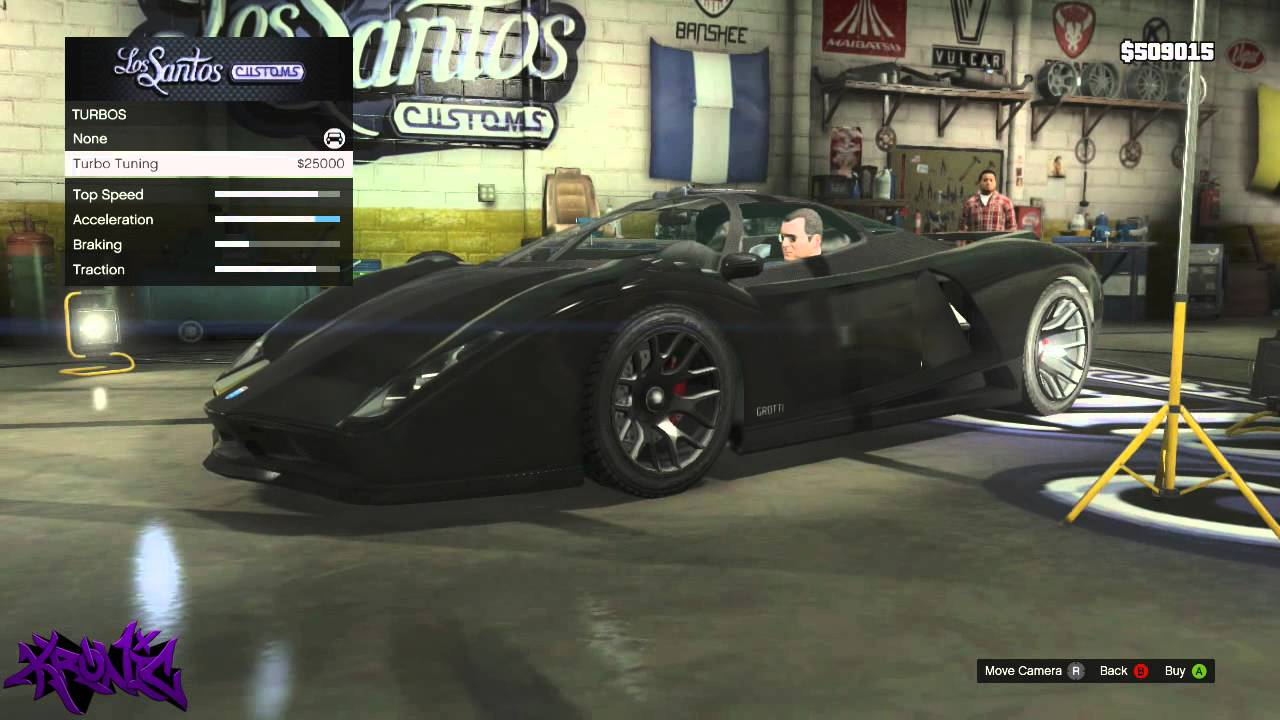Gta V Best Handling Cars