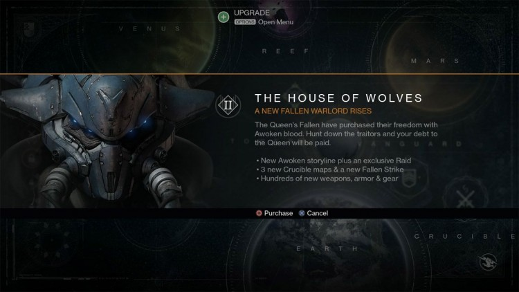 house of wolves details