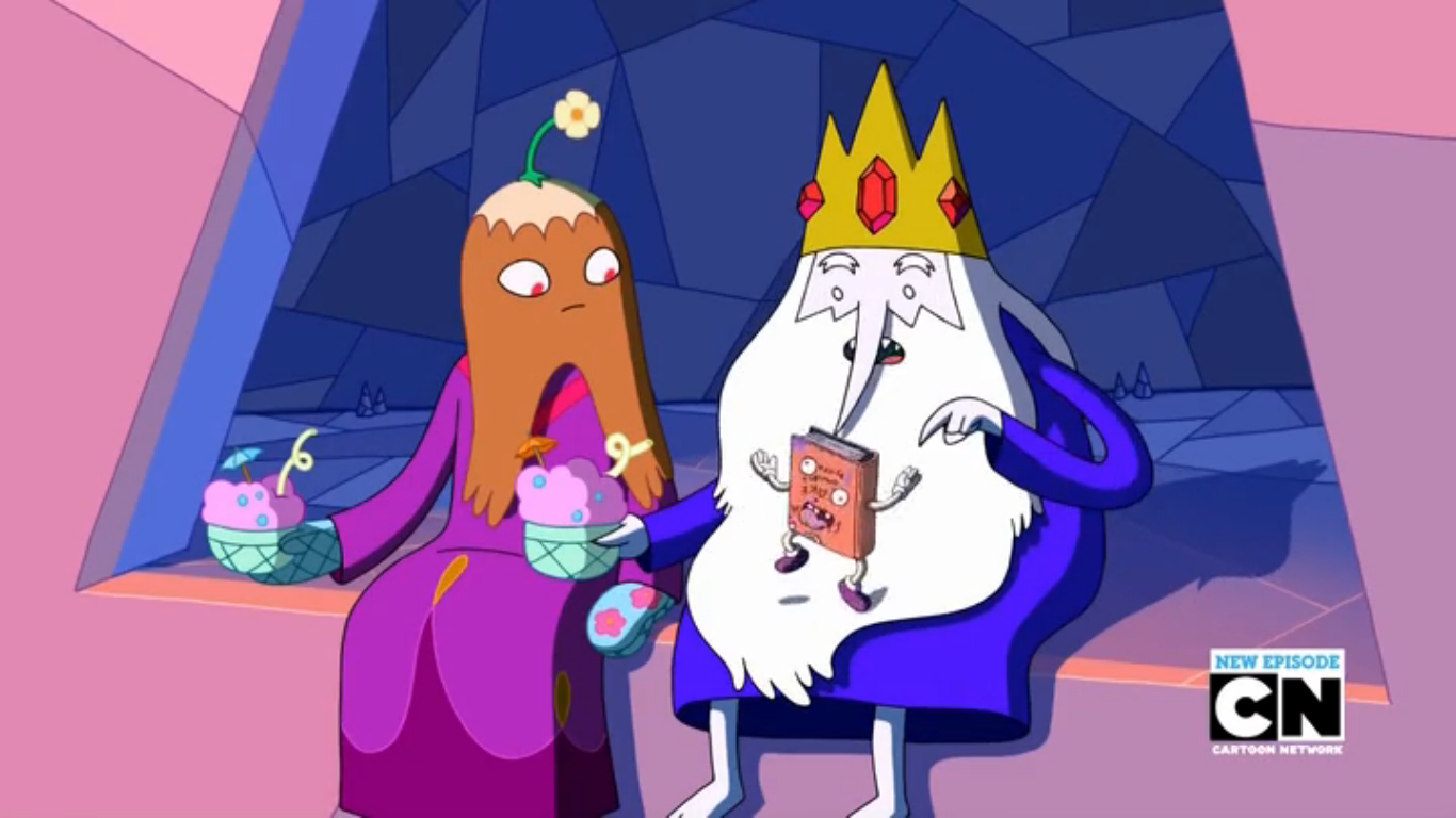 The Annotated Adventure Time The Shock Of Consciousness