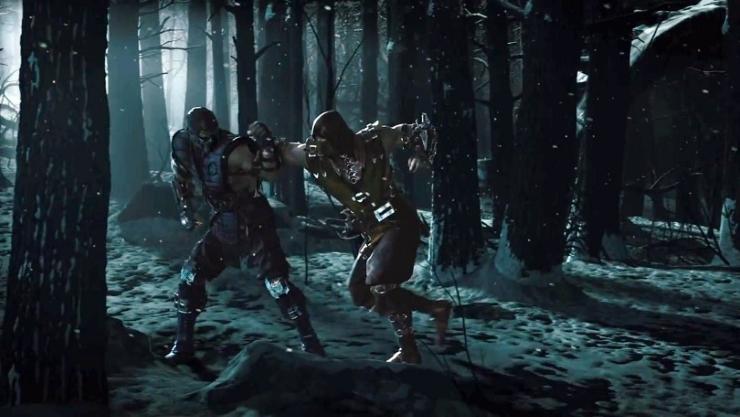 mortal kombat x battle 3