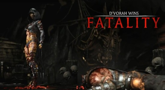 mortal kombat x fatality