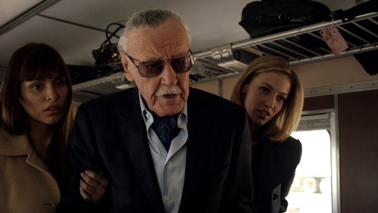 stan lee agents of shield tracks