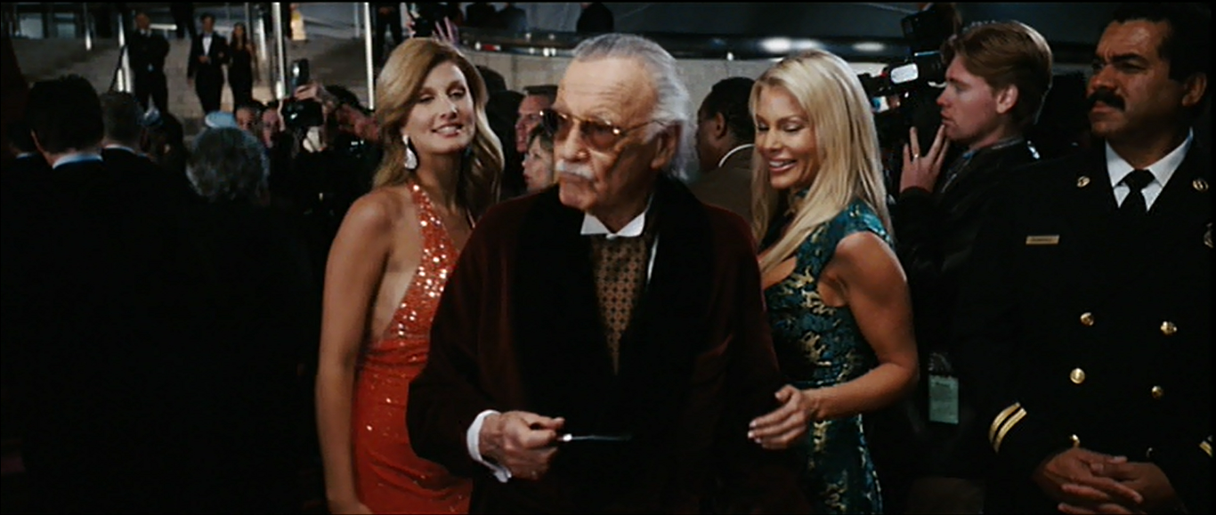 Image result for Stan Lee in Iron Man