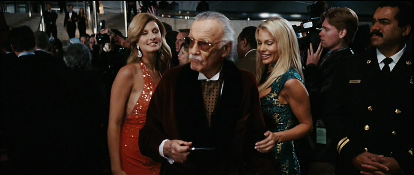 All Of Stan Lee S Marvel Cameos So Far Iron Man Through