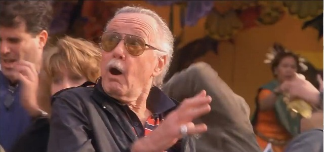 stan lee spider-man cameo