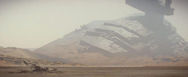 star wars force awakens trailer 2 2 wrecked ships