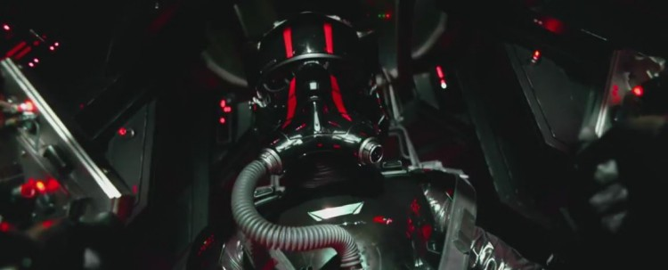 star wars force awakens trailer 2 24 pilot tie fighter