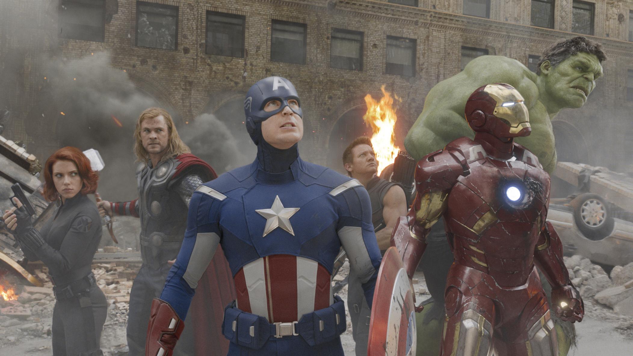 Avengers Worldwide Gross The Avengers