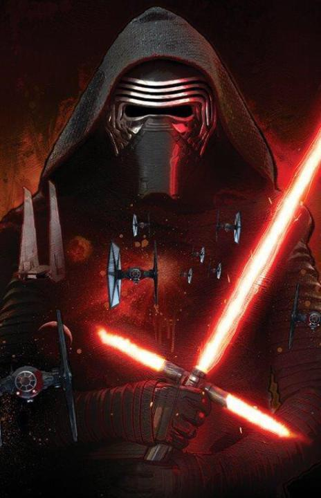 Images Of Star Wars The Force Awakens Villain Kylo Ren Leak Online