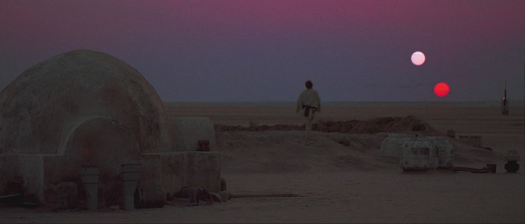 ANH sunset
