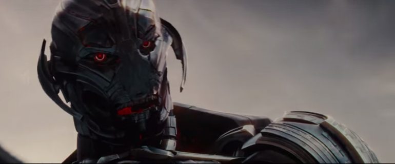 Ultron. He's ten shades of metallic awesome.