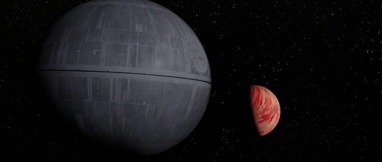 Death Star Yavin IV